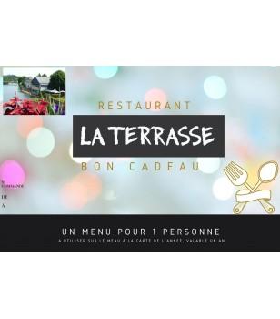 Bon_cadeau_Restaurant La terrasse Sablé
